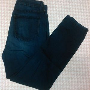 NYDJ darkwash denim